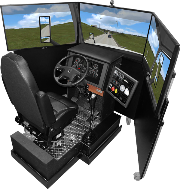VS600M Truck Simulator by Virage Simulation