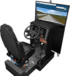 VS60-S Shifting Simulator by Virage Simulation for truck