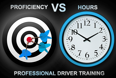 Proficiency-based vs. Minimum Hours CDL Training