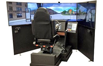 Police car Simulator for college and Police academy