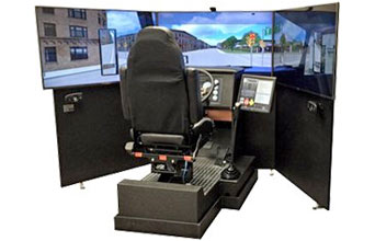 TRUCK DRIVING SIMULATOR VS600M