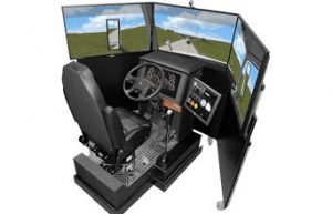 TRUCK DRIVING SIMULATOR - VS600M