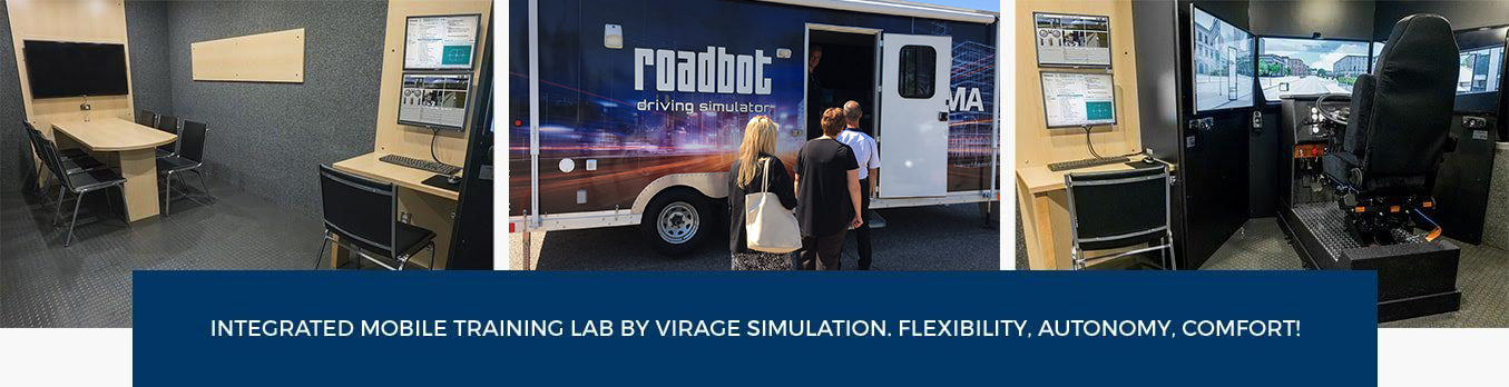 MOBILITY virage simulation